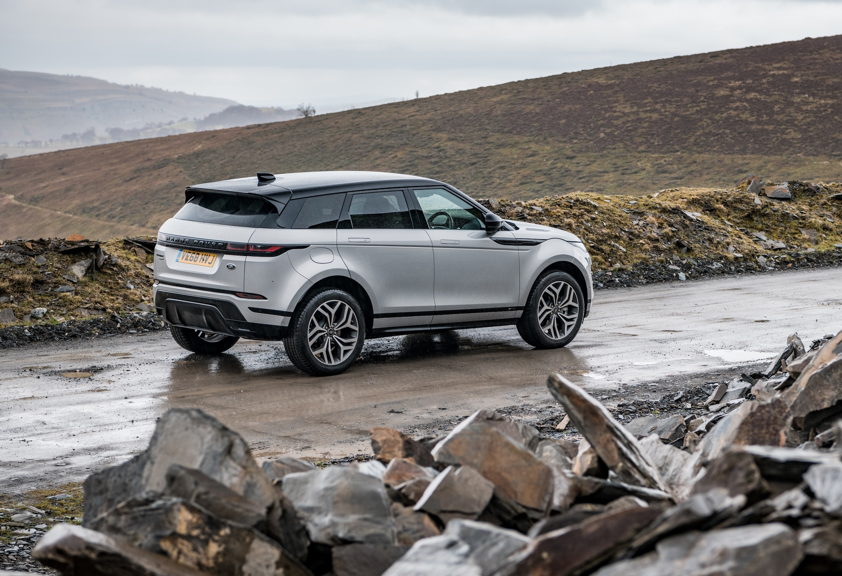 Range Rover's new Evoque review: 'a bit of a revelation' - Spear's
