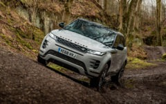 Range Rover's new Evoque review: 'a bit of a revelation'