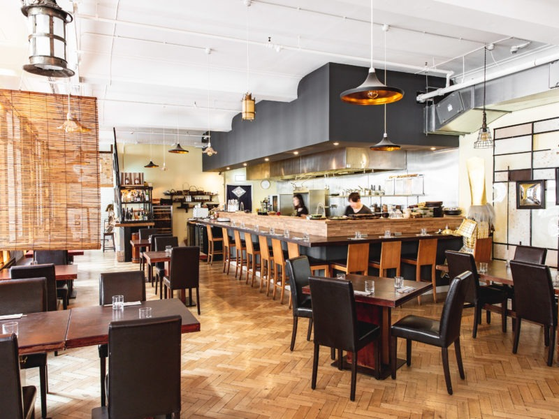 Hannah restaurant review: 'All of the quality but none of the fuss'