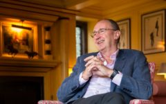 'England have the ability to win it' – Spear's has lunch with Jonathan Agnew