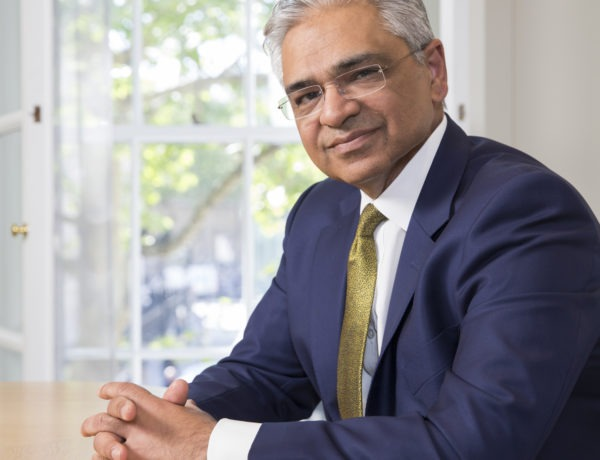 'It's a journey' – Coutts managing director Mohammed Syed on caring for clients