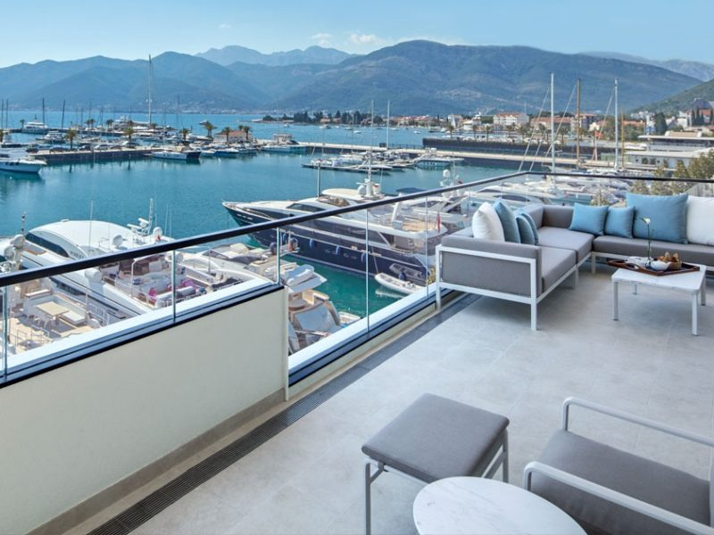 'LIFE AT THE TOP' – THE ULTIMATE LUXURY GETAWAY WITH  REGENT PORTO MONTENEGRO