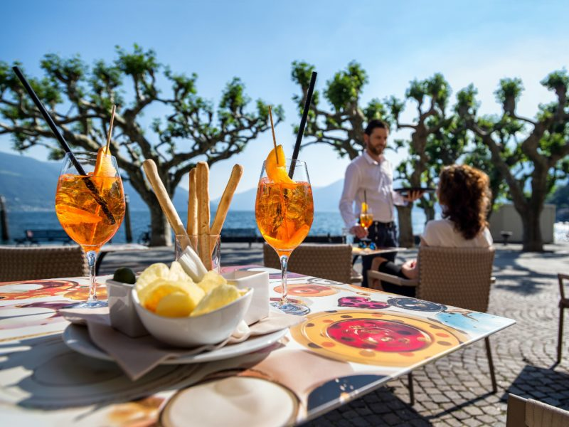 Welcome to the Med in the Alps – Eden Roc, Ascona