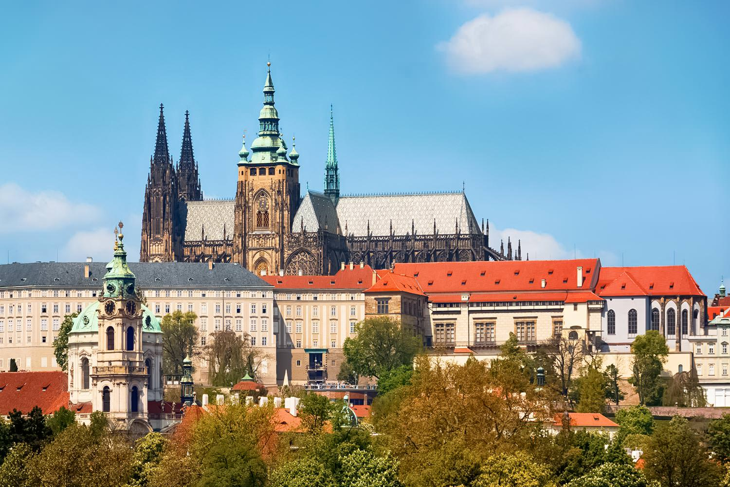 Prague_Castle_Czech Republic