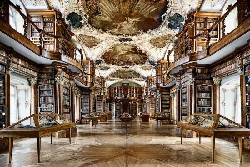 Stiftsbibliothek Sankt Gallen or Abbey Library of St Gall