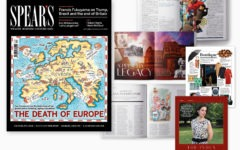 'The death of Europe', Robert Harris, Ann Widdecombe and more – inside the latest issue of Spear's