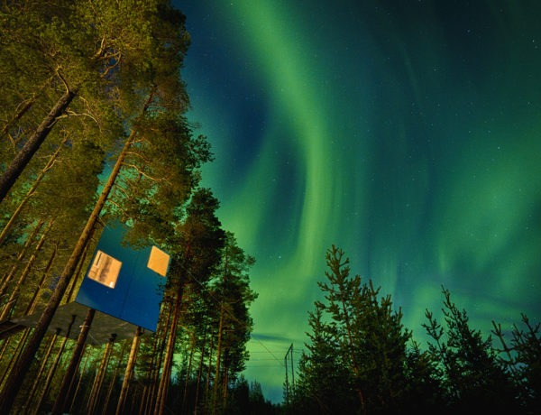 NEW! EXPERIENCE SEVEN COOL ACCOMMODATIONS IN SEVEN NIGHTS WITH 'OFF THE MAP TRAVEL'