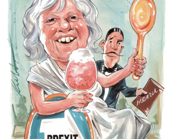 Ann Widdecombe interview: 'People feel betrayed by politicians'