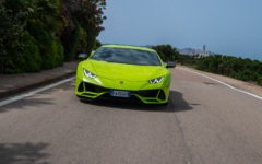 Lamborghini Huracán EVO review: 'A gorgeous Italian thoroughbred'