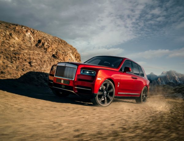 Rolls-Royce Cullinan review: 'The ultimate car oxymoron'