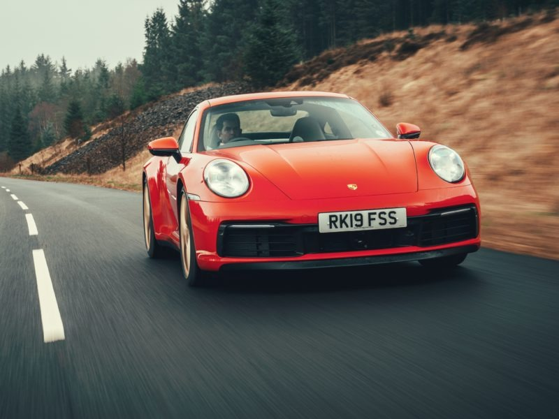 Porsche's new 911 reviewed: 'Still the world's best sports car'