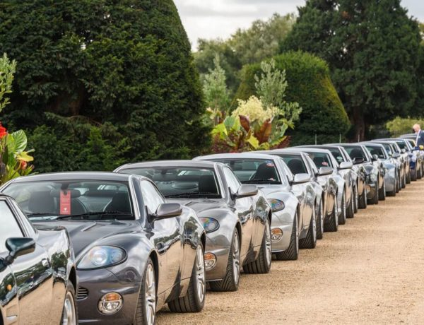 This year's Concours of Elegance zings for the fast and the curious