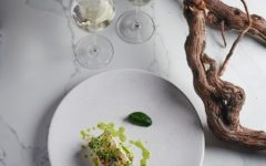 Adam Handling at Frieze review: 'Not a menu to be missed'