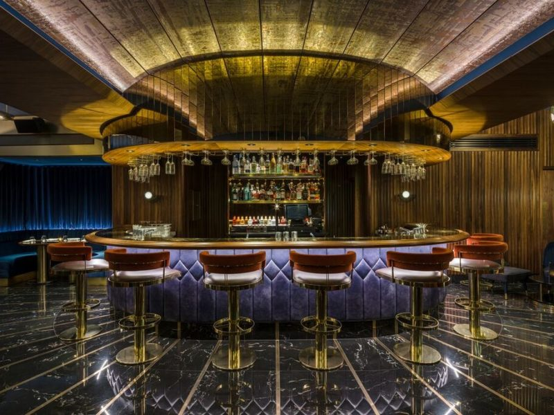 Inside the Court, Soho's newest private member's club, with founder Harry Mead