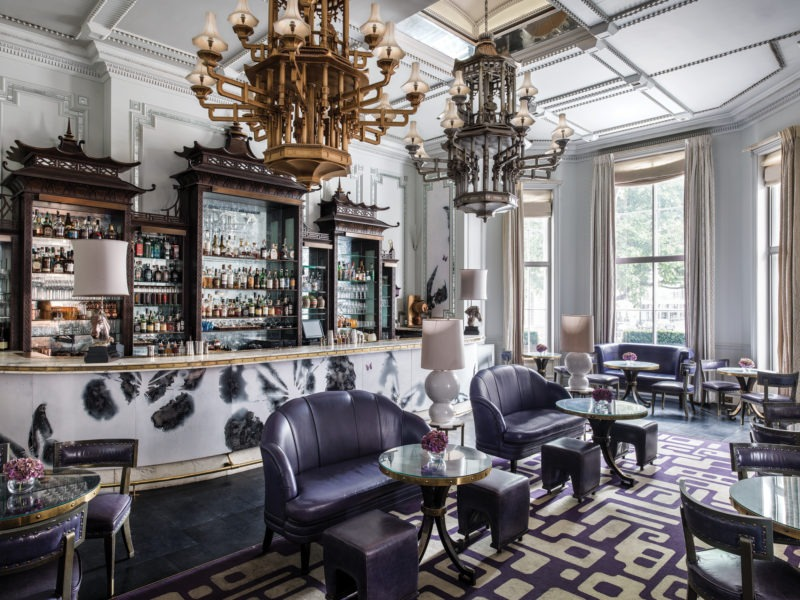 Artesian, the Langham bar review: 'Drinks often play tricks on your sense of perception'