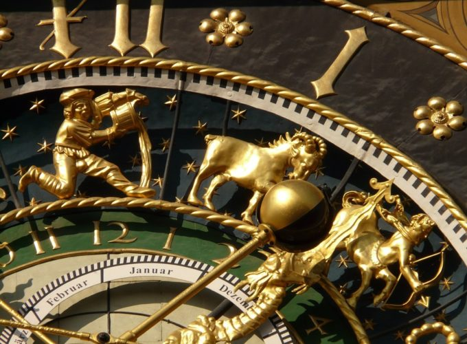 Day Time Time Of Clock Astronomical Clock Date