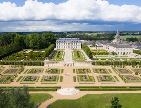 Château du Grand-Lucé hotel review: 'Chic is thrust to the fore'