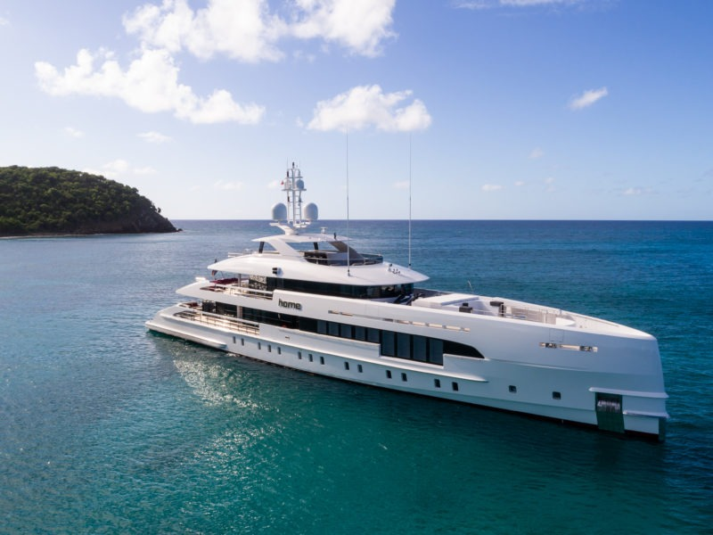 Heesen's Home: Is this the quietest superyacht in the world?