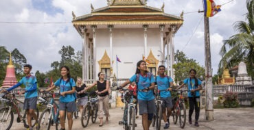'We wanted to reimagine international aid' – Cambodia's Liger Academy celebrates ten years