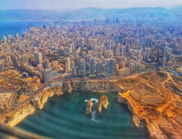 Weekend in Beirut: the Paris of the Orient is back