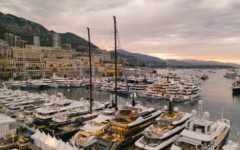 Sunshine, stars and sustainability – Monaco Yacht Show report