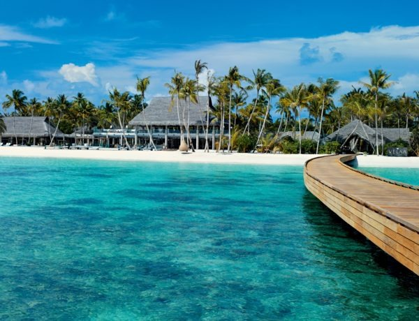 Nature carves out the ultimate luxury experience at Velaa Private Island