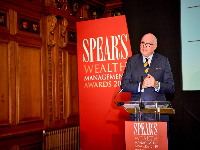 Sir Lloyd Dorfman is the Spear's Philanthropist of the Year 2019