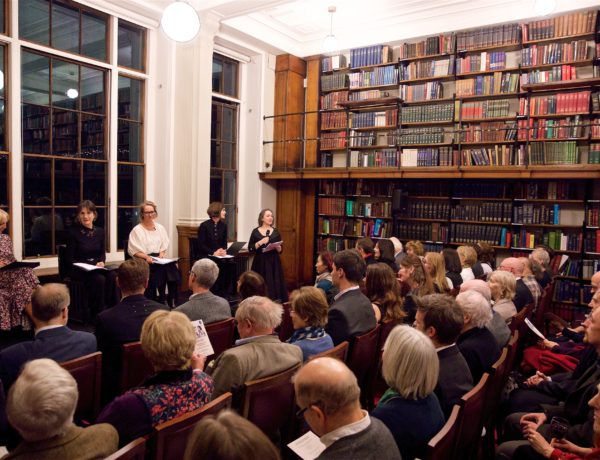 Stars align for the Mayfair Literary Festival