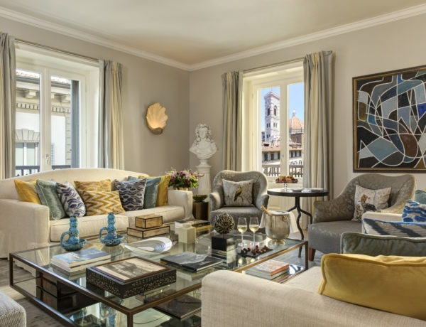 Review: Hotel Savoy, Florence