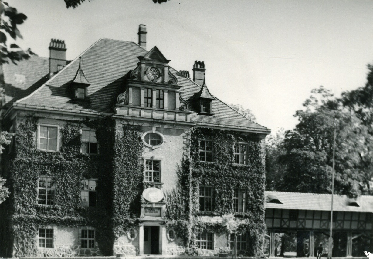 Solms-Baruth family home