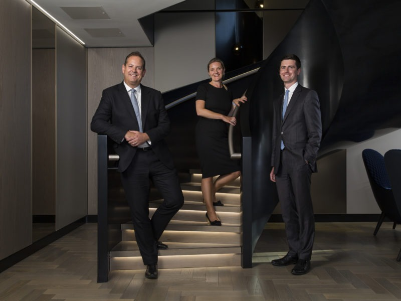 Joined-up thinking: Meet the team leading HSBC's HNW offering