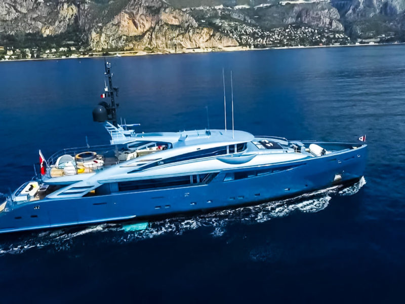 Yacht chartering in five minutes? Spear's meets YOTHA