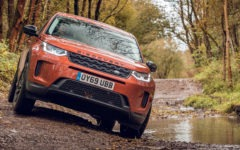 The new Land Rover is a class act