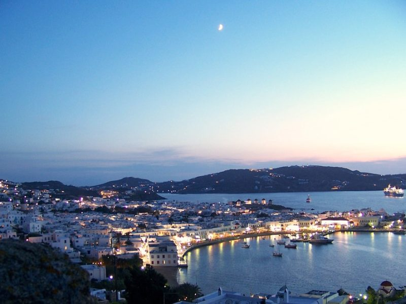 Grace Hotel, Mykonos review: 'All air and light and warmth'