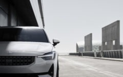 The upcoming Polestar 2 is the future of driving