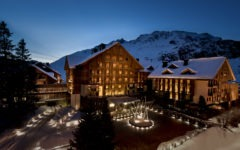 'A style that James Bond himself would admire' – inside the Chedi Andermatt