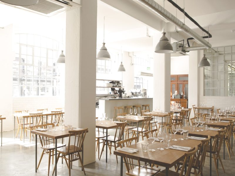 Lyle's Shoreditch restaurant review: 'Delivered in spades'