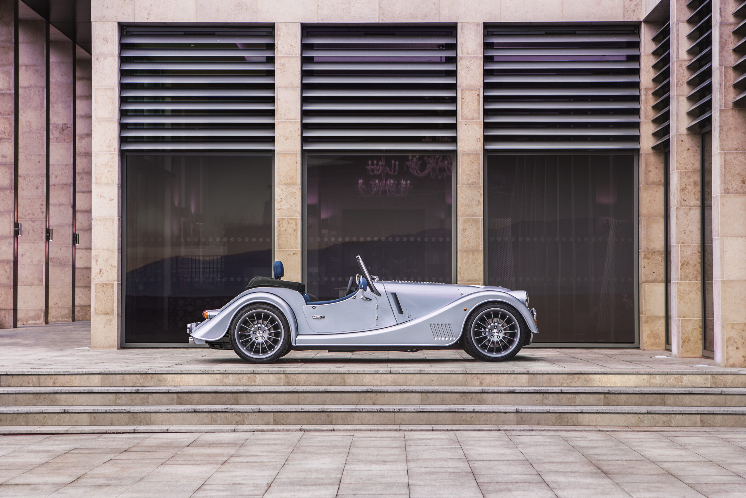 The New Morgan Plus Six Reviewed Has An Indecent Turn Of Speed Spear S Magazine
