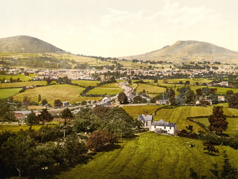 'Uskany' is where Italian architecture meets Wales's best landscapes