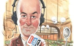 Liquid Lunch with Iain Dale: 'I'm not particularly tribal'