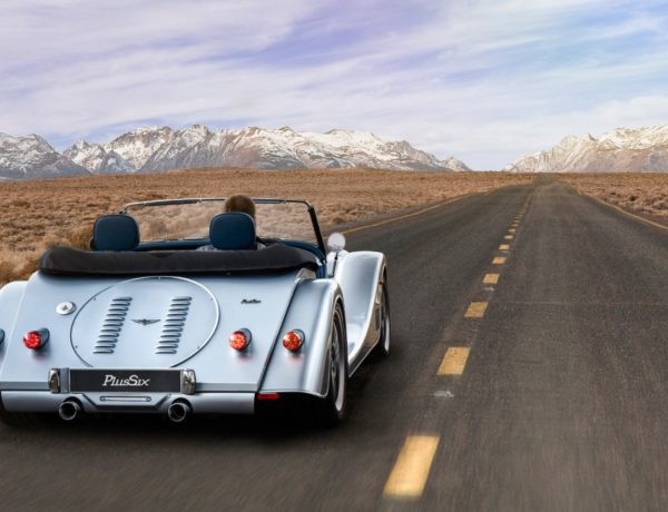 The new Morgan plus Six reviewed: 'has an indecent turn of speed'
