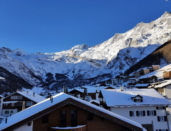 Why Saas Fee is in the property spotlight