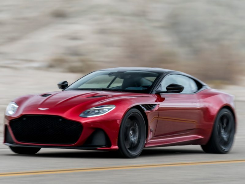 Licensed to thrill: Aston Martin's DBS Superleggera reviewed