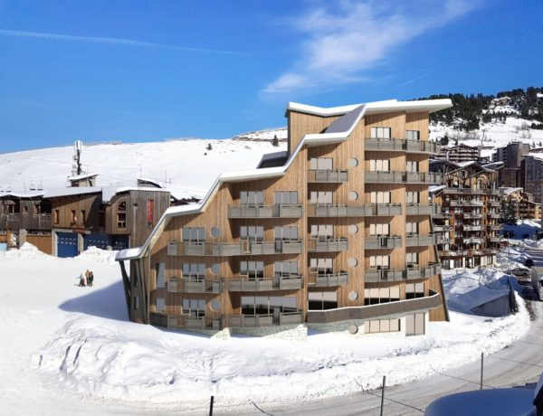 Introducing Hôtel Mil8: The striking new hotel nurturing the art of mountain living