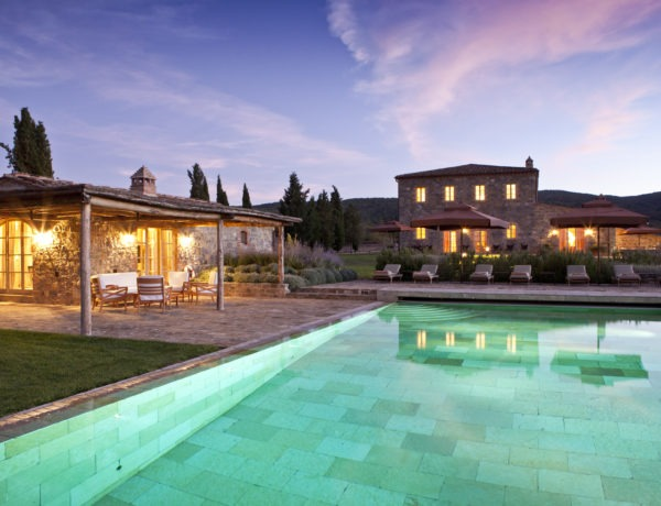 This Tuscan sanctuary is perfect for truffle-hunting tech titans