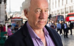 A walk through theatreland with Simon Callow