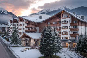 Bulgaria's leading lifestyle hotel welcomes passionate ski lovers