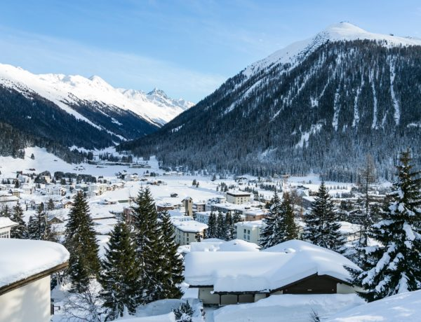 Capitalism has many flaws, Davos is a chance to fix them