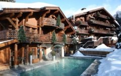 This new Four Seasons chalet in Megève is as super-luxe as you think it is