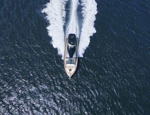 Lexus rides the waves with its first luxury yacht